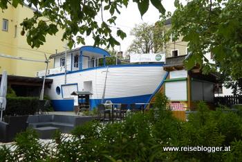 Restaurant Fischerhäusl in Linz Urfahr