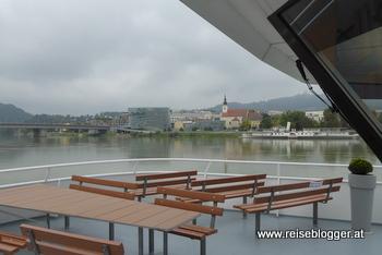 Hafenrundfahrt Linz