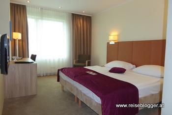Zimmer im Hotel Schillerpark