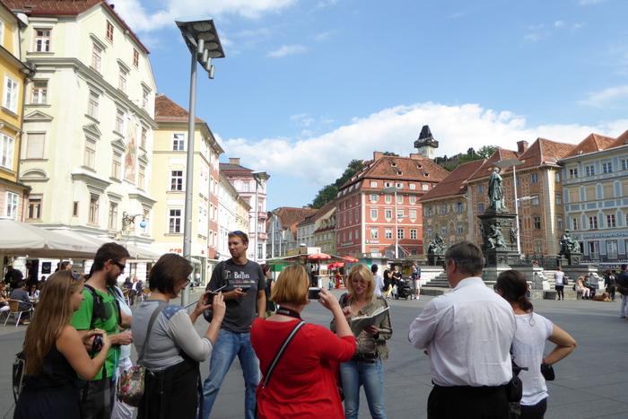 Stadtfuehrung Graz