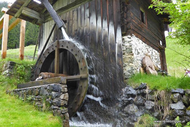 Mühlenweg Maria Luggau