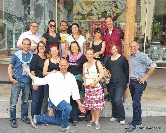 Reiseblogger Österreich