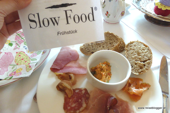 Slow Food Frühstück bei Sissy und Stefanie Sonnleitner