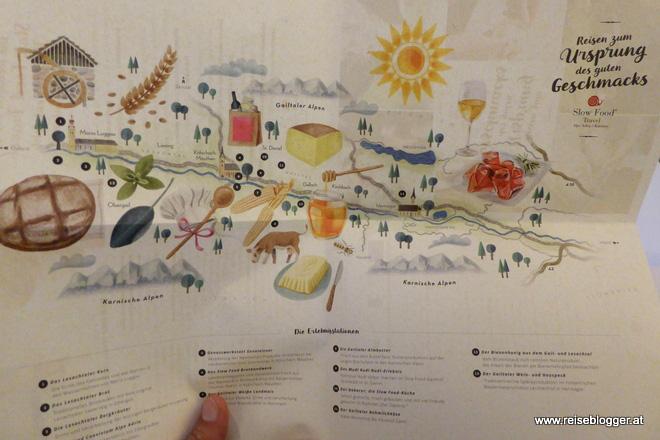 Slow Food Travel Region Alpe Adria