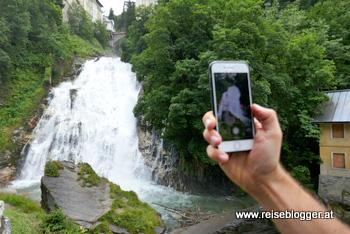 Wasserfall in Gastein