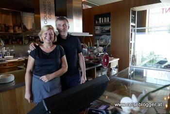 Unsere Gastgeber im Paradiso Pannonia