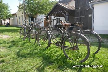 Das Dorfmuseum in Mönchhof