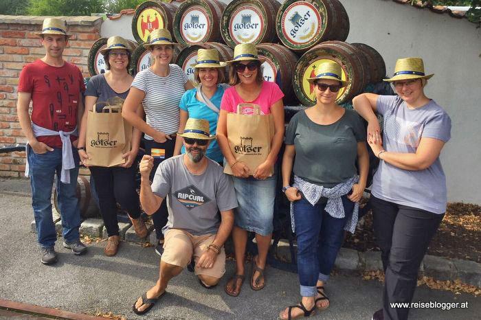 Reiseblogger im Burgenland