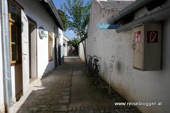 Zeitreise im Dorfmuseum Mönchhof